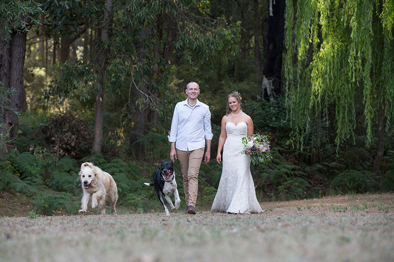 Leonie Hansen provides professional celebrant services for weddings and personal ceremonies, she also offers event management